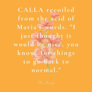 #wipwednesday I am really feeling Calla's sentiment today. #wip #amwriting #fiction #historicalfiction #shortstory #story #write #writer #writerwednesday #yahistoricalfiction #ya #ww2 #sisters