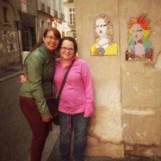 Thinking of better times like last September when I was visiting the lovely @dagmarabojenko.photography in #paris. Seems a lifetime ago.  #lifebeforecoronavirus #latergram #travel #travelphotography #socialdistancing #memories #imissyou